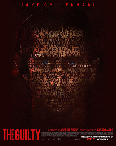 The Guilty 2021 1080p NF WEB-DL DDP5 1 Atmos x264-CMRG